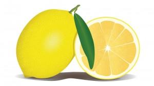 Citrus Vitamin Lemon Fruit Yellow