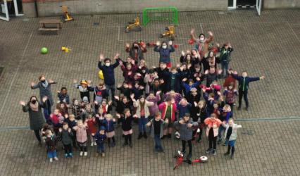 Filmpje van onze school
